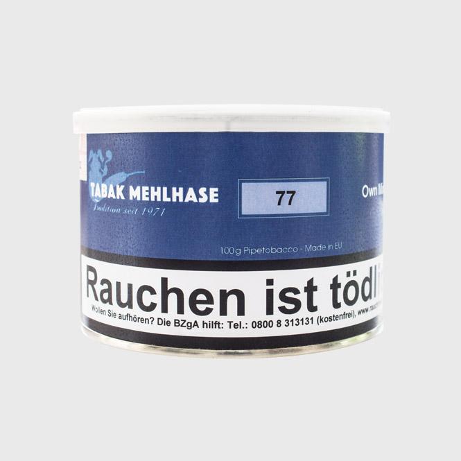 Tabak Mehlhase No. 77