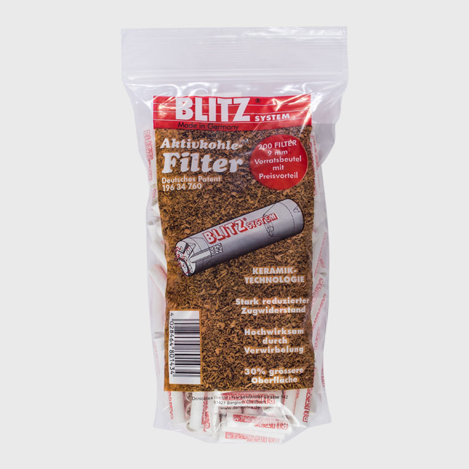 Blitz Aktivkohlefilter