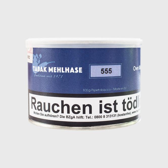 Tabak Mehlhase No. 555